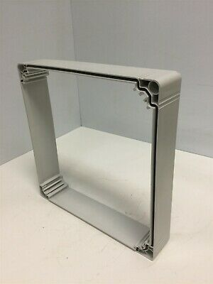New Hoffman QIPDF Qline Series Panel Depth Fitting, 300mm x 300mm x 55mm