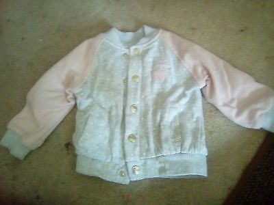 baby girls jacket, 12-18 months