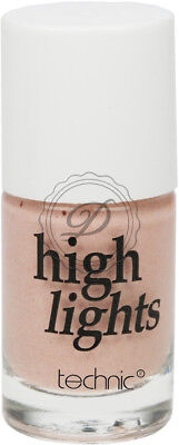 Technic High Lights Highlighter - 12ml Liquid Face Contour Cheeks Illuminate