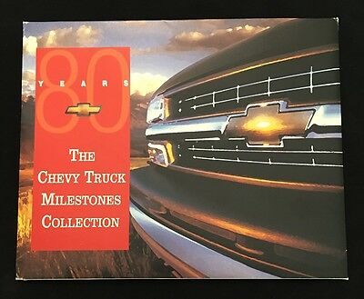 80 Years:The Chevy Truck Milestone Collection