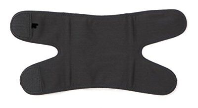 PHITEN Knee Support Wrap, Black, Medium