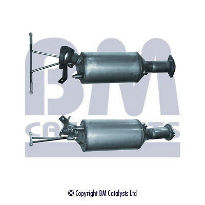 Diesel Particulate Filter DPF BM11024 BM Cats Soot 30713210 Quality Replacement