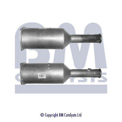 Peugeot 607 Soot/Particulate Filter, Exhaust System BM11037 BM Catalysts New