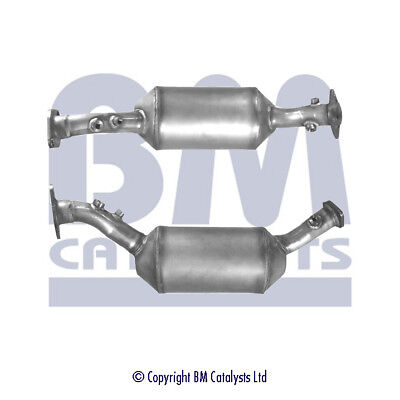 fits Suzuki Grand Vitara Soot/Particulate Filter, Exhaust System BM11049 BM Cata