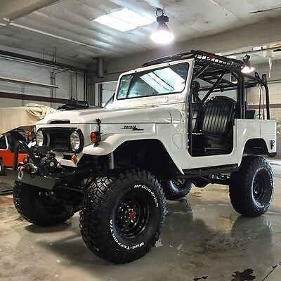 1965 Toyota Land Cruiser  1965 Toyota Land Cruiser FJ-40 FJ40 Fully Built Ready to go
