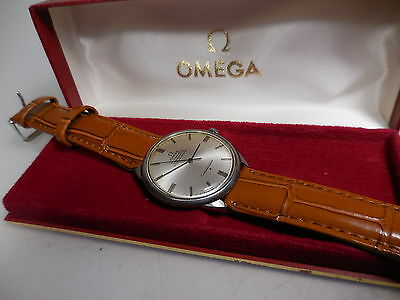 Omega Constellation Chronometer Automatic Officialy Certified Herren Uhr Hau
