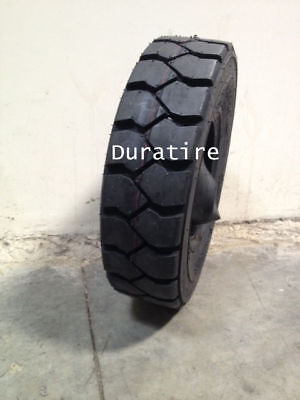 6.50-10 12PR,Forklift Tire,6.50x10,650x10,650-10 (2 New Tires w/ Tubes & Flaps)