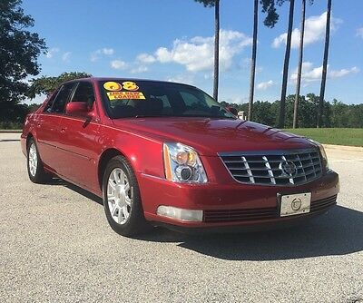 2008 Cadillac DTS  2008 Cadillac DTS Luxury II *NO RESERVE* *LOW MILEAGE*