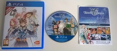 Tales of Zestiria [ PlayStation 4 / PS4 ] - Complet - MINT