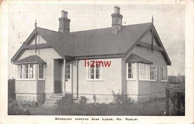 Co DUBLIN LUCAN BUNGALOW MADE OF PORTABLE WOOD & ASBESTOS HUMPHREY LTD ADVERT