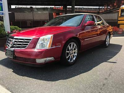 2007 Cadillac DTS performance 2007 Cadillac DTS Performance