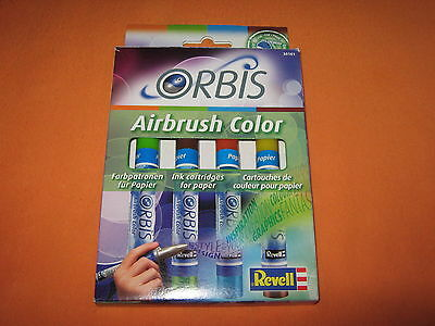 Airbrush Color Farbpatronen