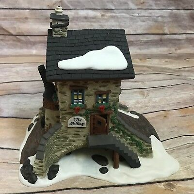 Dept 56 Dickens Village THE MALTINGS Mint In Box Heritage Collection Christmas