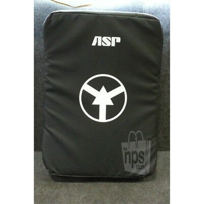 "ASP 07102 Baton Training Bag, 30"" x 21"" x 5"" Vinyl, Black"