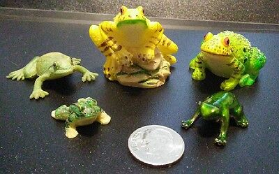 Froggy Figurines Collection - FREE US SHIPPING!!!