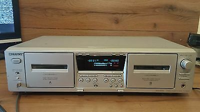 Sony TC-WE475 Twin cassette deck with pitch control