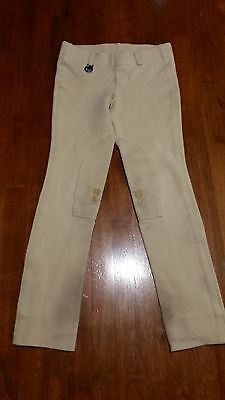 DUBLIN child jodphurs breeches Size 6 Beige  More listed and Ladies