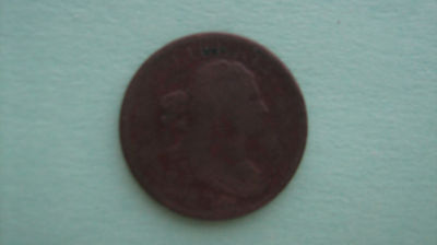 1804 Half Cent without Stems