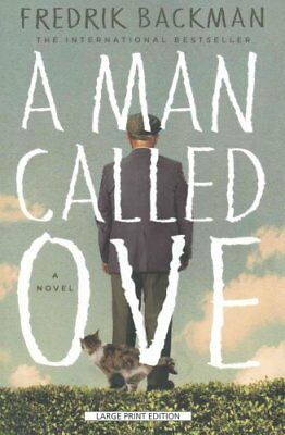 A Man Called Ove by Fredrik Backman (Paperback / softback, 2016)