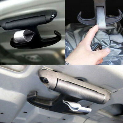 New Portable Car Trunk Bag Cargo Hook Hanger Holder For VW Passat Jetta Audi A4