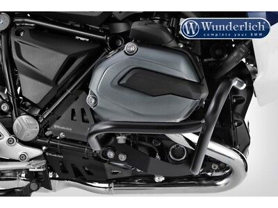 Wunderlich Black engine crash bars BMW R1200GS 2017