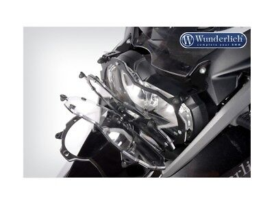Wunderlich Clear folding headlight protection BMW R1200GS 2017