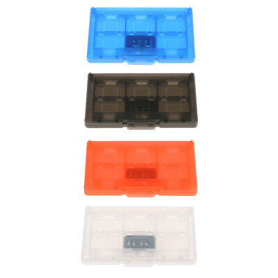12 Slots Protective Game Memory Cards Storage Case Box for Nintendo Switch