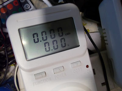 Power and Energy Usage Calculator meter thing