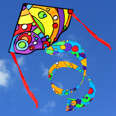 New magic triangle children kites for Beginner factory free shipping for kites