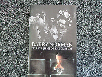 Barry Norman 100 best films of the century book