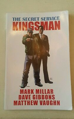 Kingsmen Graphic Novel