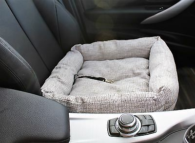 Maxi-Pet Pet Dog Puppy Car Seat Bed Comfort Travel Cushion Protector