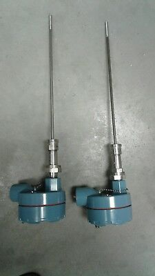 Rosemount model 79 100ohm 3wire rtd 00079-0340-0003 REV.AA