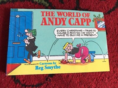 Andy Capp - The World of Christmas Special Bumper Issue 1988