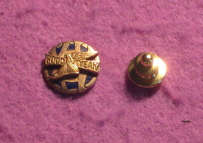 Goodyear Tire Fifteen Year Service Award Pin Akron Rubber