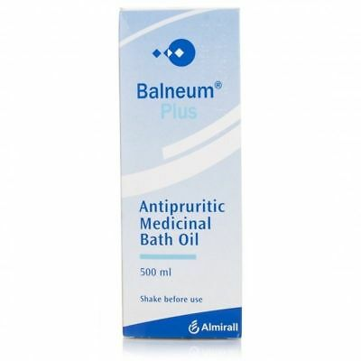 Balneum Plus Bath Oil 500ml