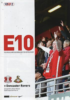 16/17 Leyton Orient v Doncaster Rovers