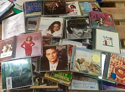Assorted CDs Lot of 200 Different Types of Artists/Bands ALL FAIR-MINT CONDITION