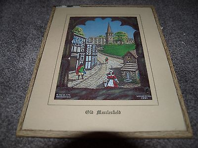 brocklehurst whiston silk pictures macclesfield ,,,,,OLD MACCLESFIELD