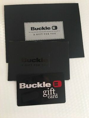 Buckle Gift Card $100 Value