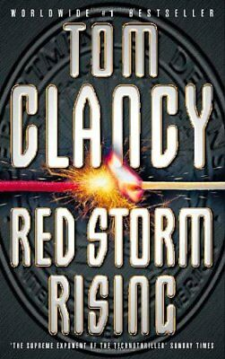 Red Storm Rising-Tom Clancy