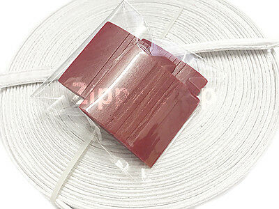 Covered Poly Boning 100 percent Cotton Covered Polypropylene Tailor's Chalk -KIT