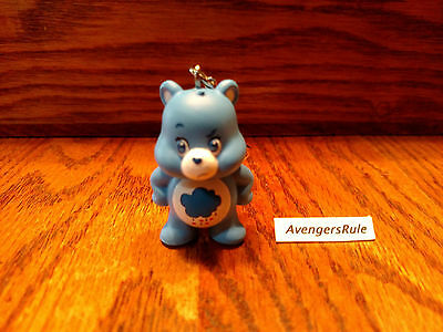 Care Bears Vinyl Keychain Series KidRobot Grumpy Bear 2/24