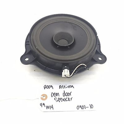 08 12 nissan altima front door speaker genuine oem $33 99 picclick08 12 nissan altima front door speaker genuine oem