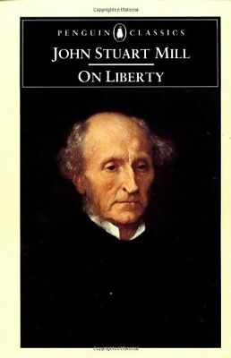 On Liberty (English Library)-John Stuart Mill