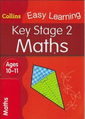 Collins Easy Learning - Key Stage 2 Maths: Age 10-11-Collins Easy Learning