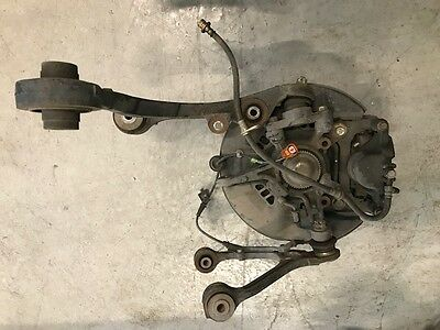 2000-2003 Honda S2000 Oem Front Left Suspension, Knuckle, Spindle, Control Arms