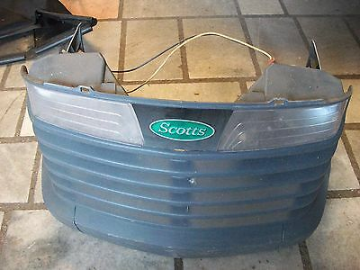used grille off scotts by john deere rider