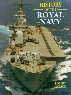 History of the Royal Navy (Coffee Table Books)-Robert Jackson