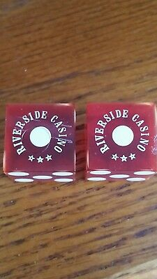 Riverside Casino-Laughlin,NV-pair of dice